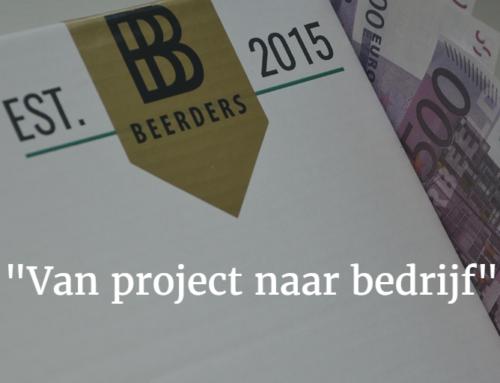 Beerders in 2017: van project naar bedrijf