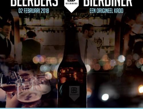 Aankondiging: Beerders Bierdiner