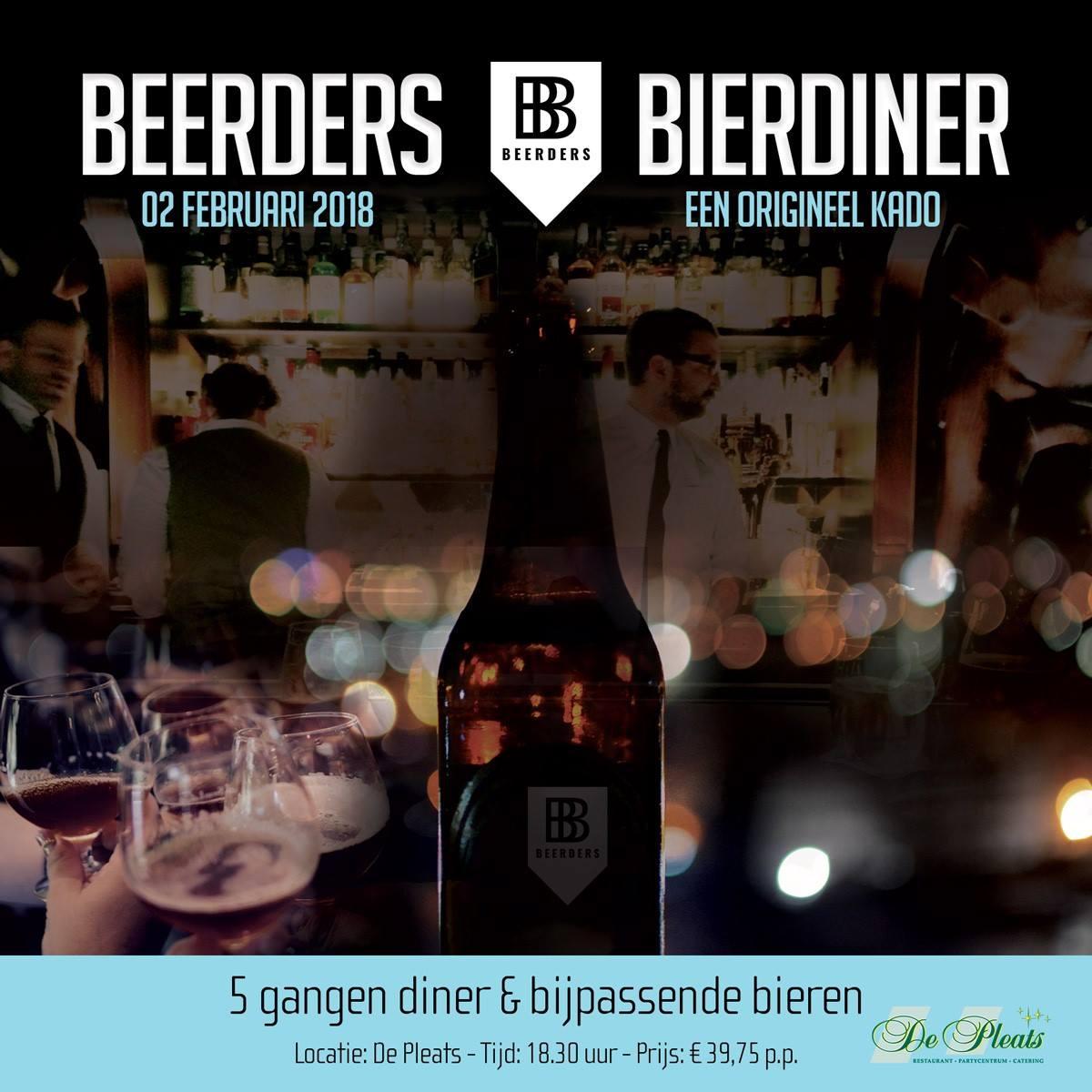Beerders bierdiner