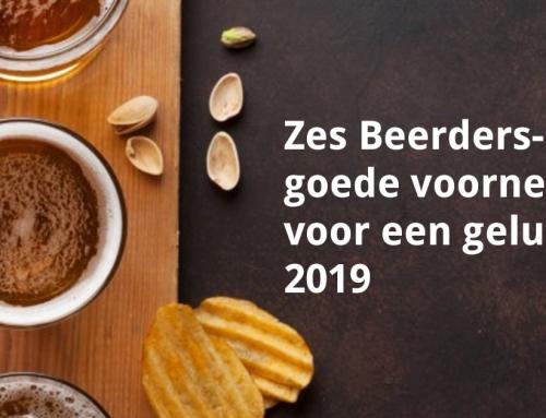 Beerders-proof Goede Voornemens: editie 2019