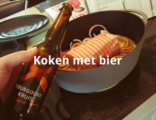 Koken met bier – Episode 3: In bier gemarineerde varkensrollade